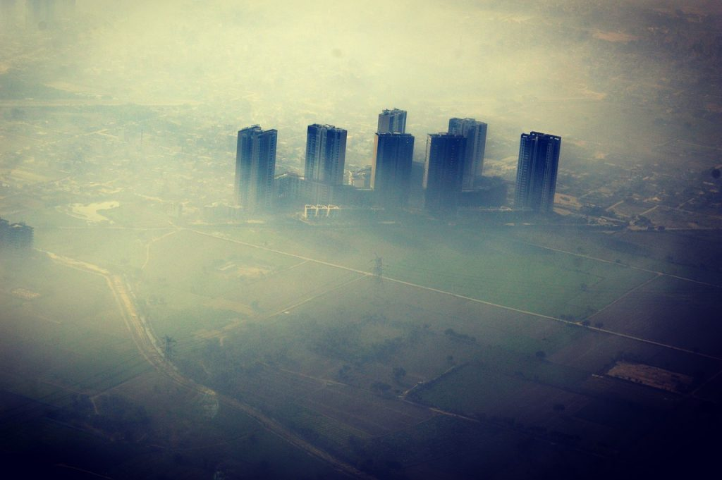 air, pollution, delhi